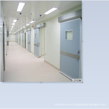Индукционные электрические воздухонепроницаемые двери Производители