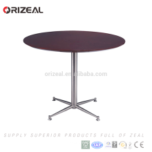 Lowest price Modern loft popular bar table with MDF top for restaurant furniture
