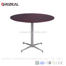 Низкой цене современный лофт популярный бар стол с МДФ топ мебель ресторана