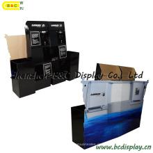 Papier-Display, Display-Regal, Karton-Display, Boden-Display, Display-Ständer, Zähler-Display, Pop-Display, Paletten-Display, POS-Display (B & C-C028)