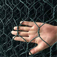 Großhandel Woven Stone Cage Net Gabion
