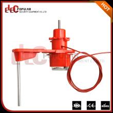 Nuevos productos de Elecpopular en el mercado de China Bloqueo universal de la válvula del brazo único con el cable de nylon