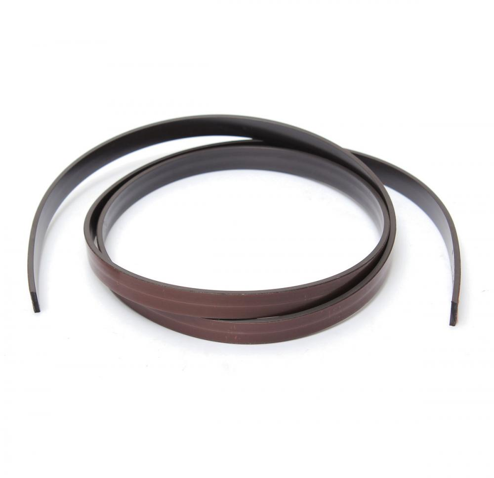 Flexible magnet strip used in door sealing
