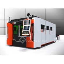 Fiber Laser Cutting and Fabrication Machine for Sheet Metal