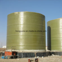 FRP Vertical or Horizontal Storage Tanks for Chemicals and Industry