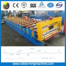 hydraulische Presswalzenformmaschine