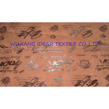 105D * 150D 140 G Warp замша ткани
