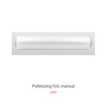 Envoltura de papel de aluminio Cubierta de paleta Película de aislamiento térmico