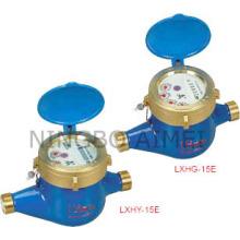 Compteur d'eau volumétrique à Piston rotatif (LXHY-15E-20E LXHG-15E-20E)