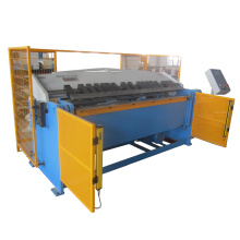 CNC Hydraulic Pan Box Press Brake Machine W62k Series