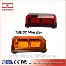 Mini barras de luz de emergência Led âmbar acende-se por caminhão TBD02456-6