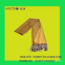 Nueva bufanda de seda natural gruesa del estilo-- bufanda con color sólido