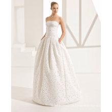 Vestido de noiva sem alças vestido de noiva vestido de baile