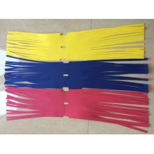 Multicolor EVA Strip Foam Brush for Cleaning Machinery (YY-632)