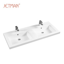 Mid Edge Basin 1.2 Meter Double Bowls