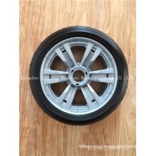 10′′ PU Rubber Wheel