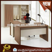 2015 Chinese style office table with MDF wood table for manager