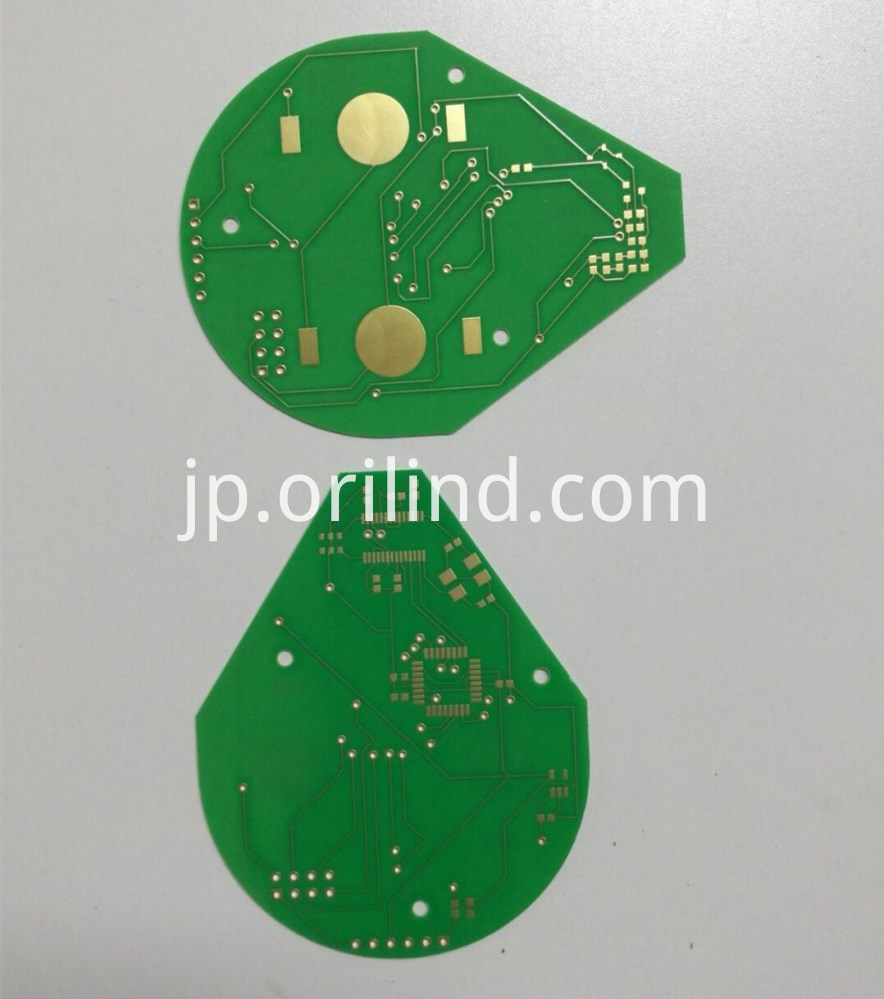 Thin FR4 circuit board