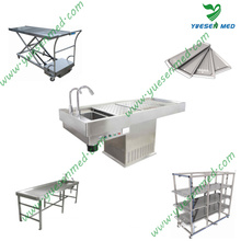 One-Stop Shopping Medical Hospital Mortuary Table