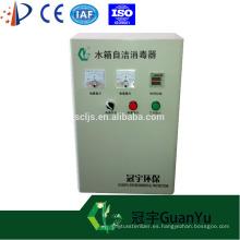 Filtro autolimpiante para generador de ozono de alta calidad