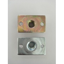 Rectangular Flat Carbon Steel Weld Nut