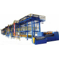 3-10 million Bituminous production line SBS waterproof membrane machine