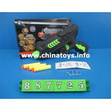 Airsoft arma e bala macia, arma de brinquedo de plástico (887725)