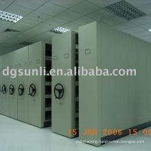 mobile filing cabinet system