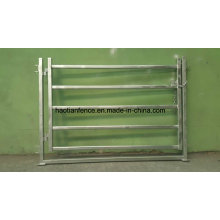 Galvanizado Heavy Duty Horse / Cattle Steel Panel Gate