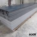 Pedra artificial 100% acrílico superfície sólida bloco de concreto decorativo