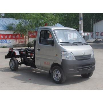 CHANGAN Small Gasoline 3CBM Waste Collection Vehicle