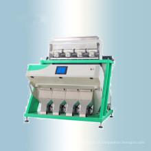 Máquina de classificador de cores de arroz