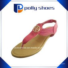 Frauen uns 2.6 Red Flip Flop Sandale