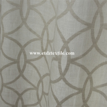 Customized for Linen Jacquard Curtain 2016 top sell 100% Polyester Linen Touching Window Curtain supply to Vanuatu Factory