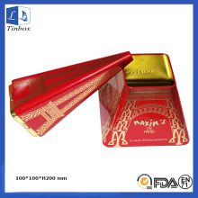 Estanho Metal Packaging Case Wholesale
