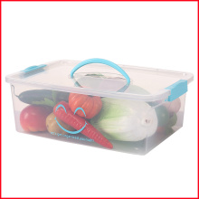 10L Storage Box With Handle and Latches