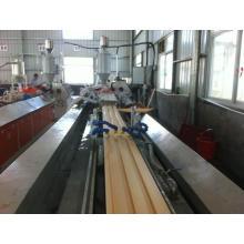 WPC pont faisant la Machine/WPC pont Extrusion Line/WPC pont Production Machine