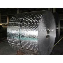 1060/1050 embossed aluminum coil for decoration