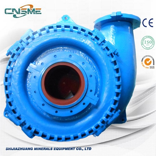 Robust Abrasive Crumb Pump