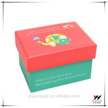 benutzerdefinierte High End Magnetverschluss Karton Süßigkeiten Box Design
