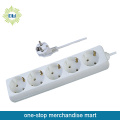 Waterproof Extension Power Strip with Meter