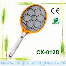 Bat tueur de moustiques électrique rechargeable avec lumière