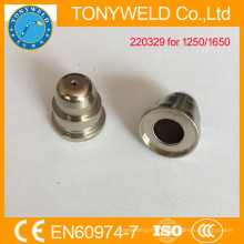 torch spare parts of 220329 plasma cutting nozzles