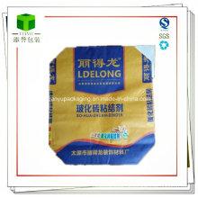Kundenspezifische quadratische Zementmörtel Kraftpapier Valve Pack