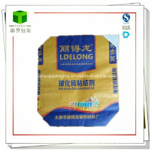 Customized Square Cement Mortar Kraft Paper Valve Pack