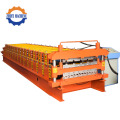 Cangzhou Glazed Roof Tile Forming Machine Aluminium