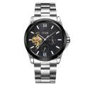 automatic oem stainless steel bands men watch