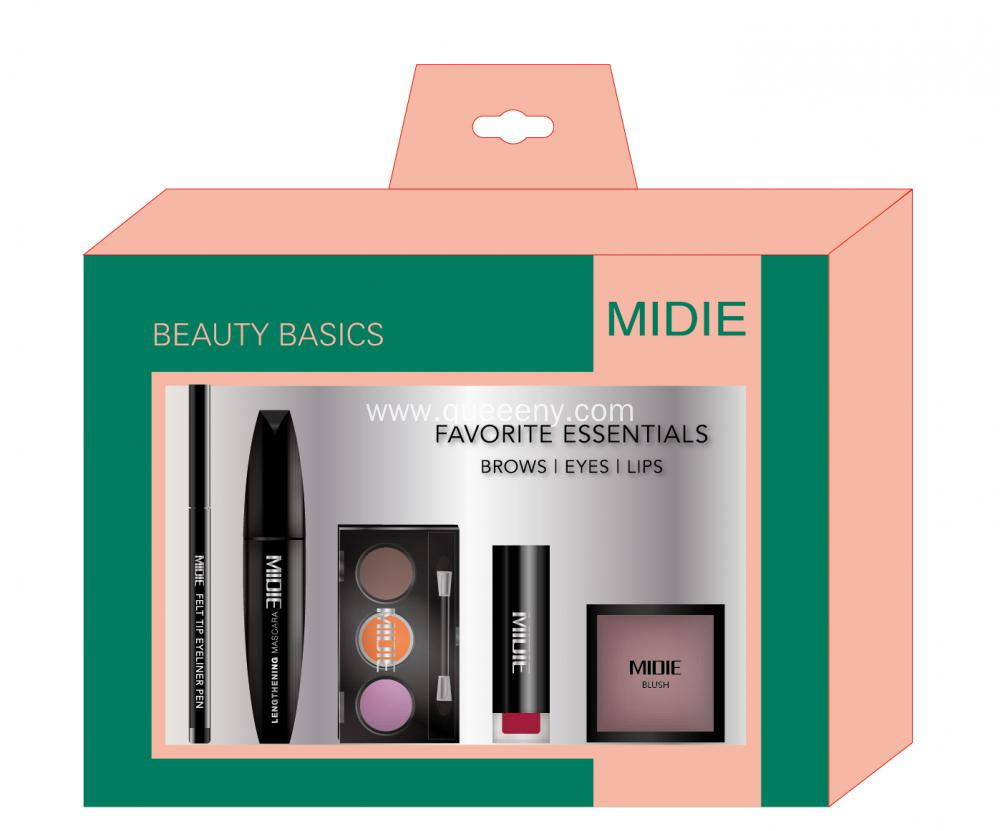 Favorite Essentials Beauty Basics