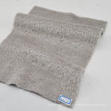 tecido de revestimento de mistura de alpaca para o inverno China fornecedor