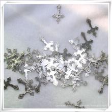 Holy Saint Catholic Metal Jesus Crosses Pendants (IO-ap215)